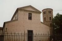 Ravenna – kostel Panny Marie (Chiesa di Santa Maria Maggiore)
