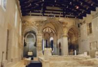 Ravenna – kostel sv. Mikuláše a muzeum mozaiky (Chiesa di San Nicolo e Museum TAMO)