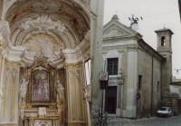 Ravenna – kostel sv. Karla Boromejského (Chiesa di San Carlino)