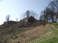 cesta ku hradu