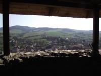 výhled na Brumov
