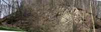 panorama lomu Kožušná