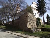 Hluk - kostel sv. Vavřince