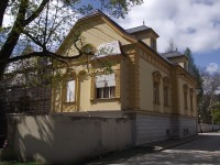 opravovaný sobotínský zámek