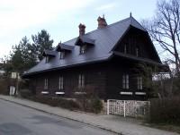 Luhačovice - vila Samorostlá