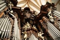 varhany v kostele sv. Mořice