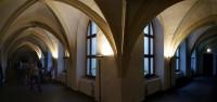 křížová chodba dominikánského kláštera