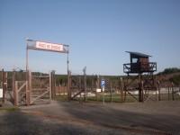 Lešetice - Památník Vojna