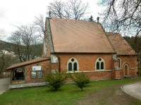 Mariánské Lázně - Kostel anglikánské církve