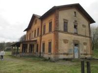 Kamenický Šenov - železniční stanice