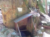 Skalní kaple Modlivý důl