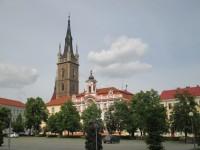 Čáslav - Kostel sv. Petra a Pavla