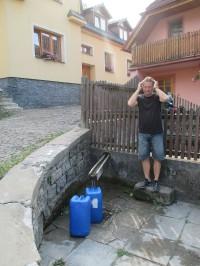Štramberk - Horní koryto