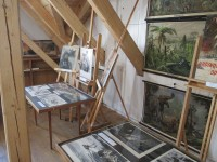 Štramberk - muzeum Zdeňka Buriana