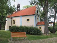 Městský park v Českém Krumlově