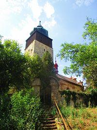 Kostel sv. Vojtěcha (sv. Havla) ve Skalsku