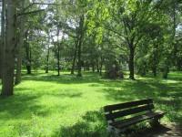 Pomník Clary Nonner ve Františkových Lázních