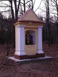 Kaplička zasvěcená sv.Janovi