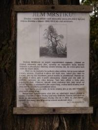 Čtení o stromu bří Mrštíků