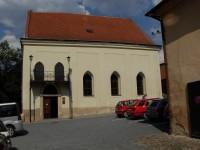 Synagoga v židovské části města