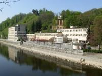 Hranický kras, lázně Teplice nad Bečvou