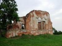 Zbytky kaple sv.Floriána