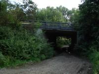 Budoucí dálniční most...