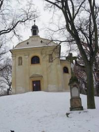 Kostel nad Klobouky