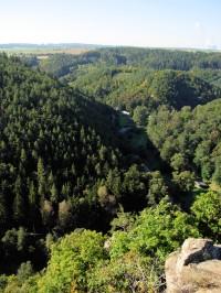 Výhled od Levnova