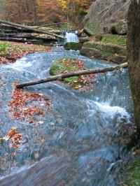 Vodopád Jedlová, Jizera, Polední kameny