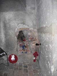 Pokus o proražení únikové cesty do odpadní štoly