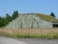 Bývalý kryt proudových letadel