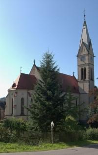 Kostel sv. Františka z Assisi v Šumburku