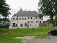 Přerov nad Labem - zámek a halštatské hradiště