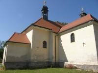 Kostel sv. Matouše na Hrádku