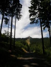 Ještěd - perla kraje Jizerských hor