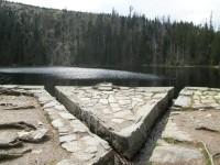 Na Prášilské jezero to není daleko