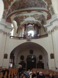 Varhany jsou skutečným klenotem zdejší baziliky