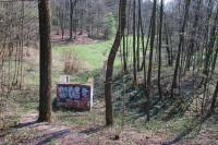 Mokřad pod Kolibou v Bělském lese