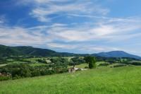 Smrk a Lysá hora z Janovic