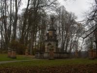 Barokní fontána