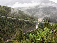 Nejdelší podvěsný most na světě – Highline 179.