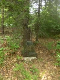 Rohrerův pomník.