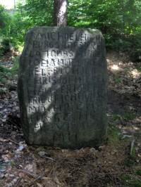 Hraniční kámen Zifferstein.