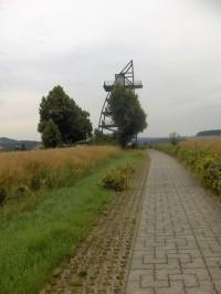 Rozhledna Rathmannsdorf.