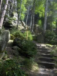 Jeskyně Eisloch a Schwedenhöhle