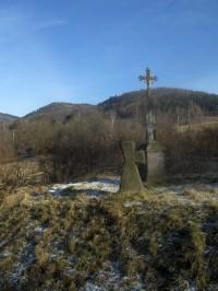 Smírčí kříže vokolí Černýše.