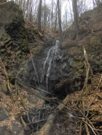 Vodopád Načina.
