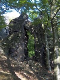 skalní okno
