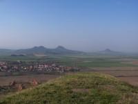 pohled z Kamýku